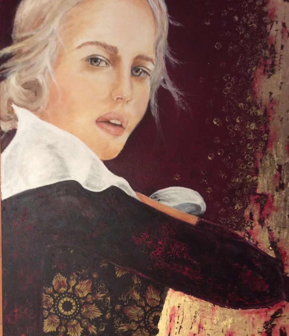 Montse Farrés, Figuras Serie Damas 11_w