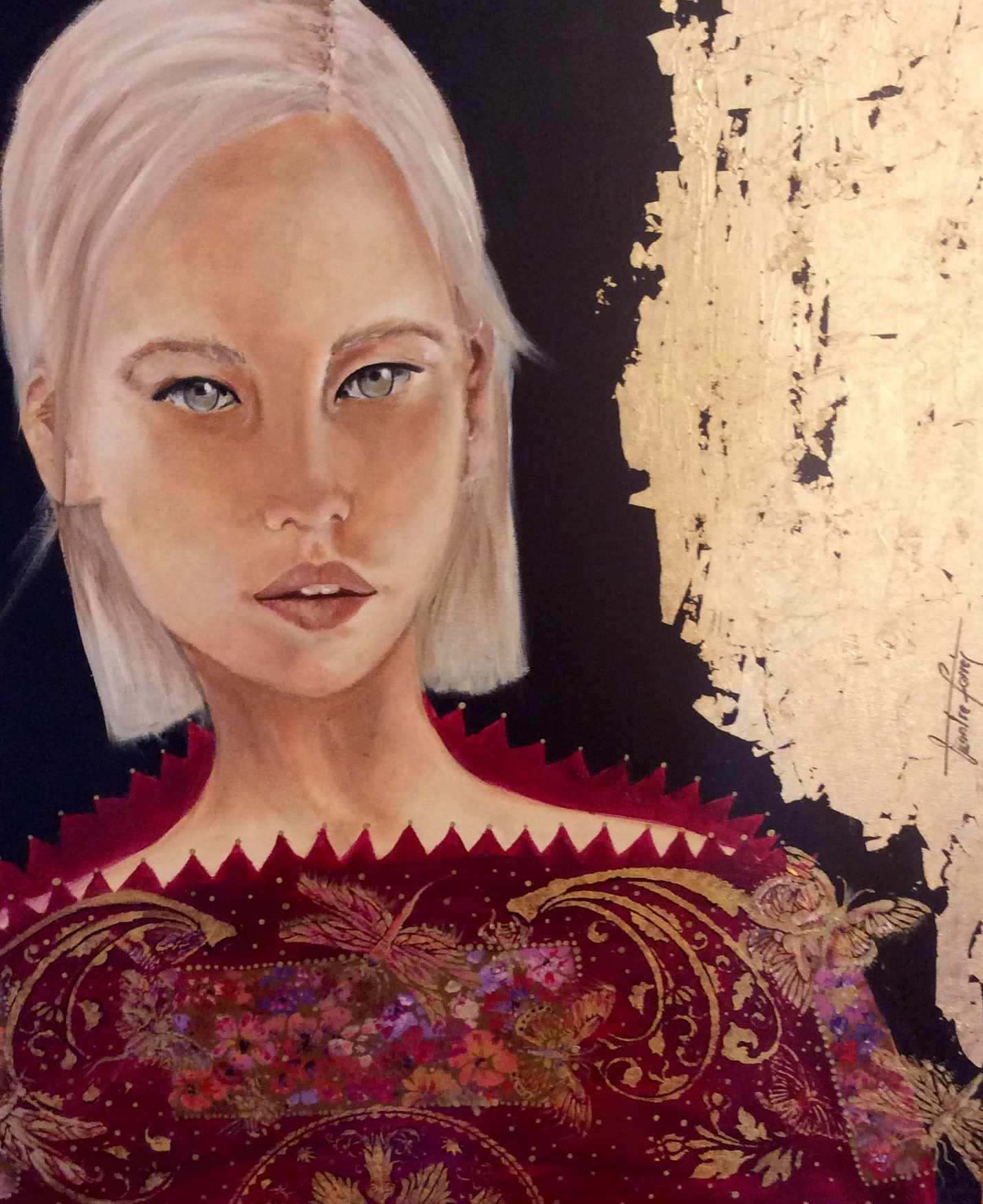 Montse Farrés, Figuras Serie Damas 13_w