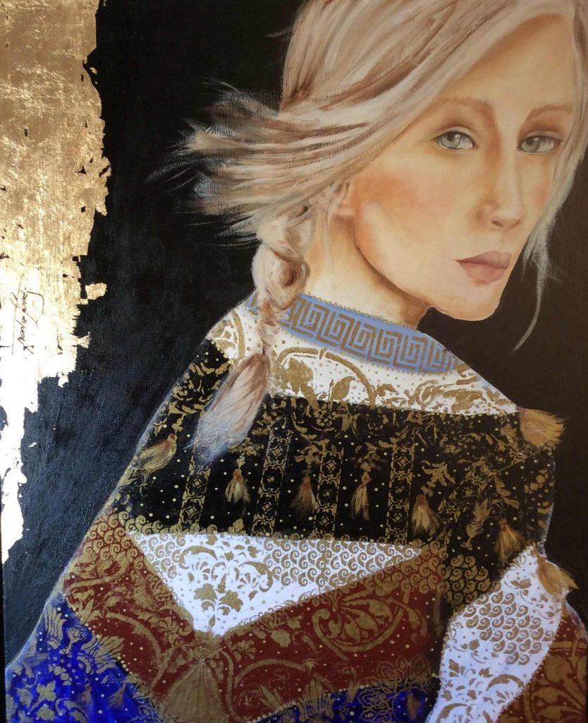 Montse Farrés, Figuras Serie Damas 14_w