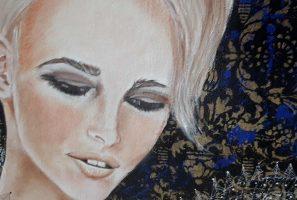 Montse Farrés Figuras Serie Damas Frontal_w